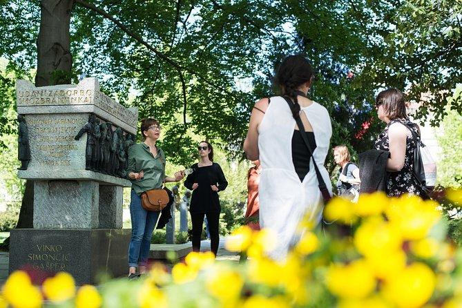 Ljubljana Feminist Walking Tour (small group)
