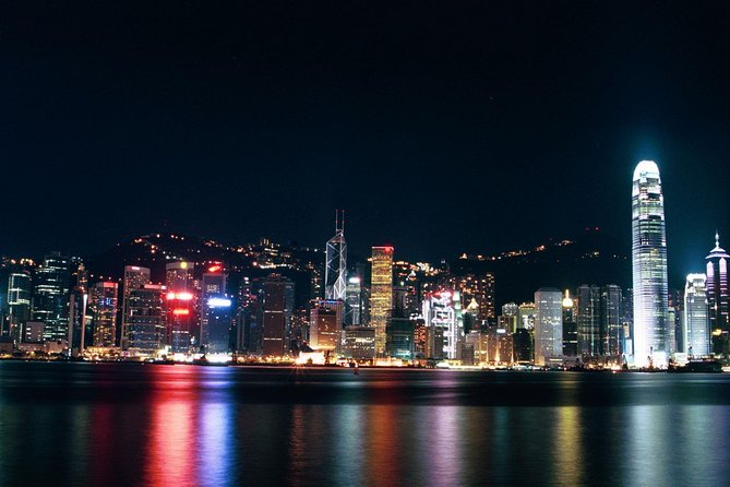 Victoria Harbour Dinner Cruise and Light Show from Kowloon Including Hotel Pickup photo 10