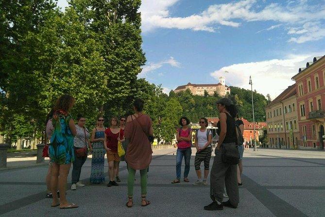 Ljubljana Feminist Tour - Gender & Women's History Walk (small group)