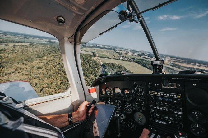 Private Sightseeing Flight around Berlin