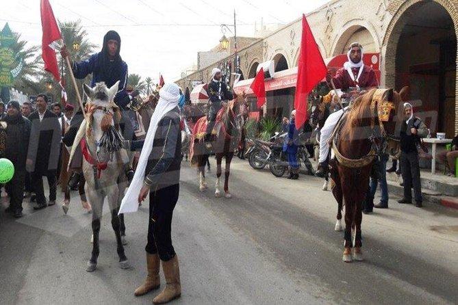 Sahara festival Douz Tozeur