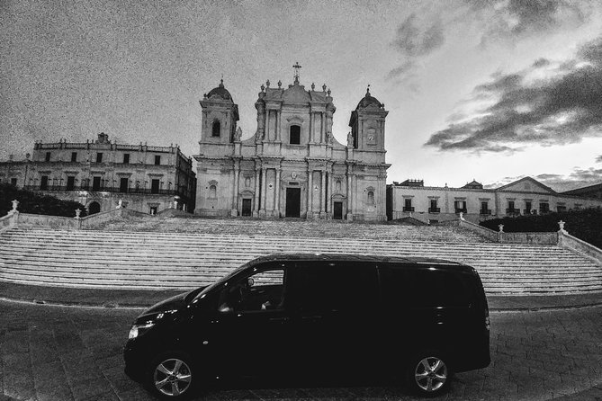 Private Transfer Service from Catania airport or City to Noto (or viceversa)