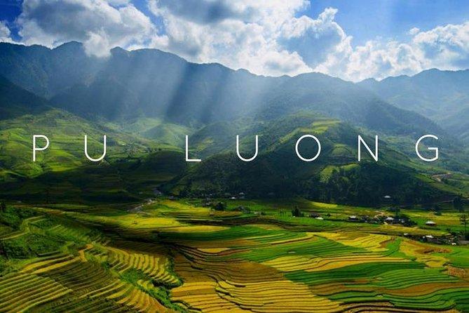 Pu Luong- Ninh Binh 3 days The Escape