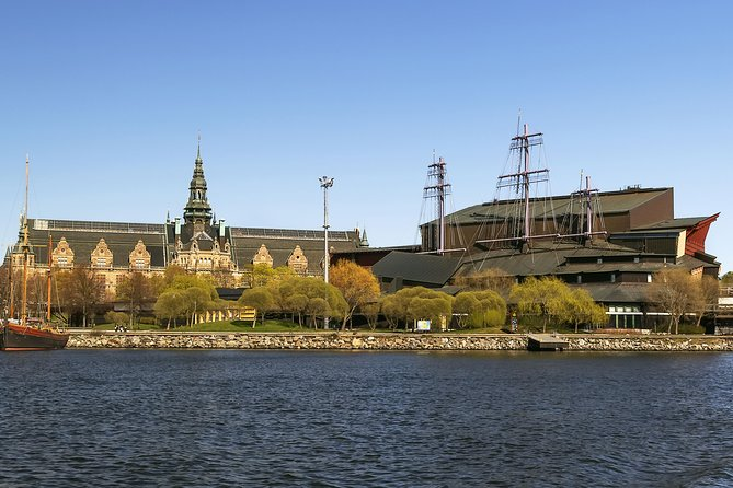 Stockholm Highlights with Vasa Museum