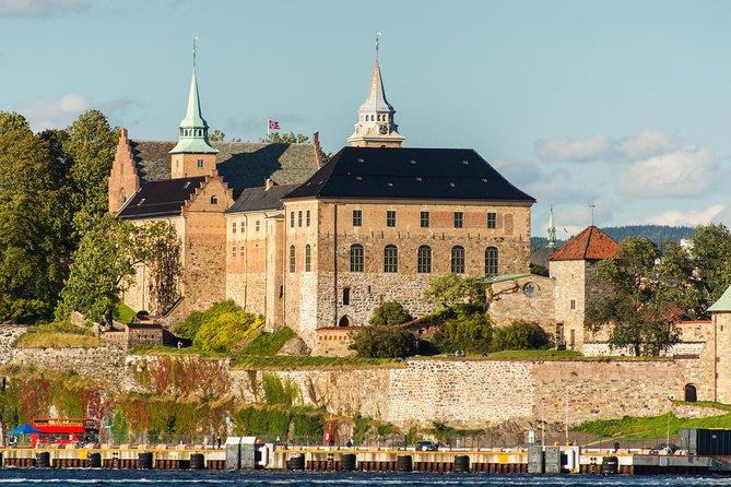 Oslo Höjdpunkter och omgivning