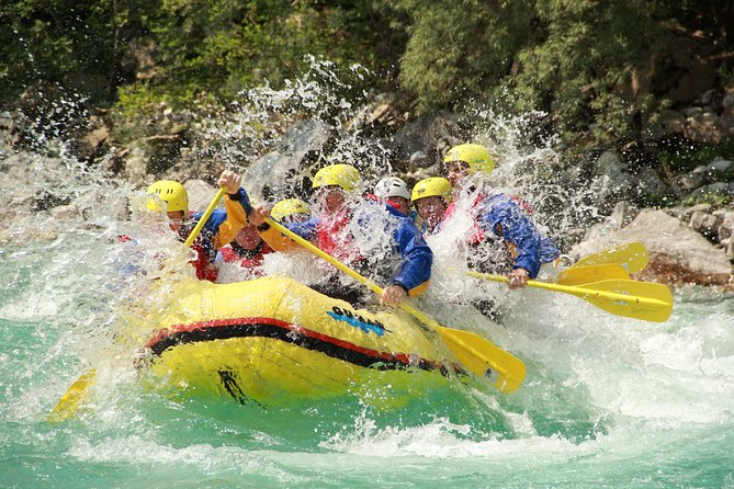 TOP Rafting Experience on the Emerald Soca River