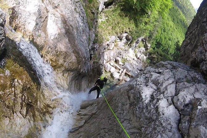 Fratarica canyoning