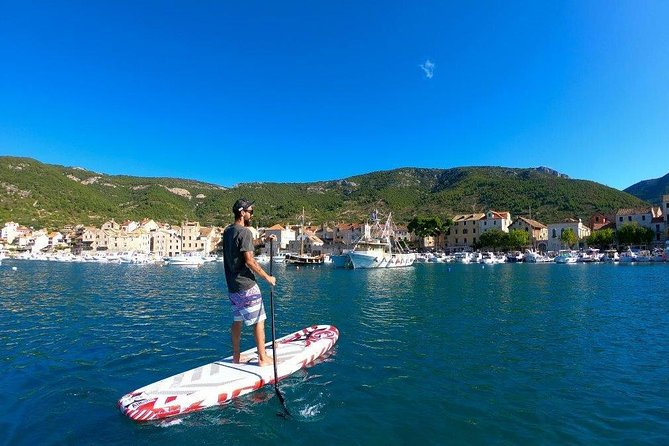 Stand Up Paddle Split - Marjan adventure