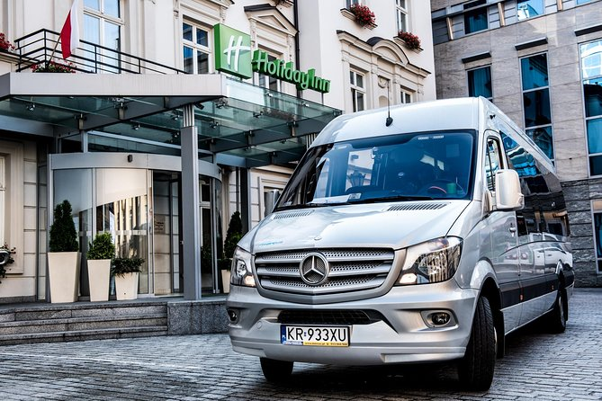 Gdansk Airport - Tczew City PRIVATE AIRPORT TRANSFER