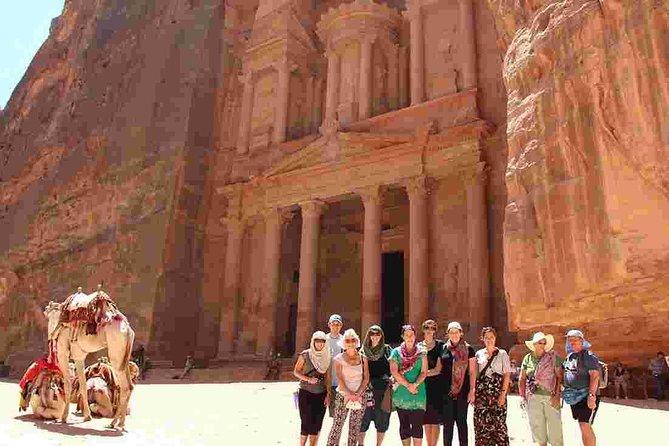 Jordan Horizons Tours : Jordan Tour in 08 Days