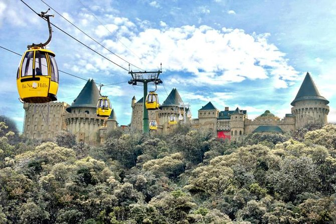 Private Golden Bridge & Ba Na Hills Full Day Trip From Hoi An City photo 12