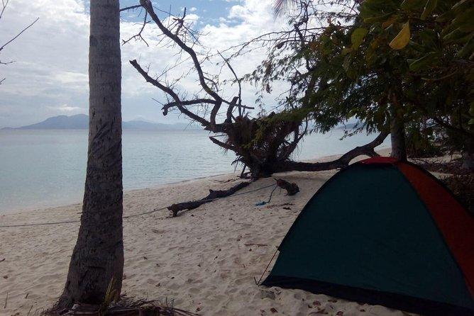 Overnight Island Camping