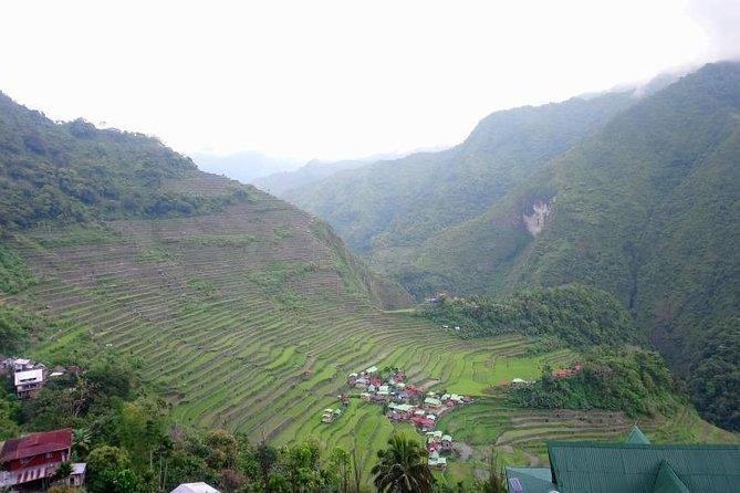 Banaue rice terraces and Sagada