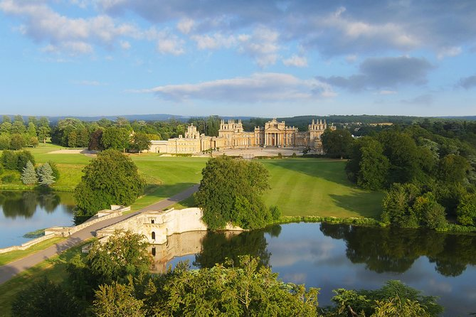 Blenheim Palace Tour and The Cotswolds Custom Day Trip from London