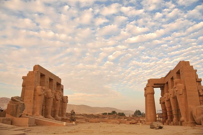 Ramesseum Temple, Habu Temple and Valley Of The Nobles