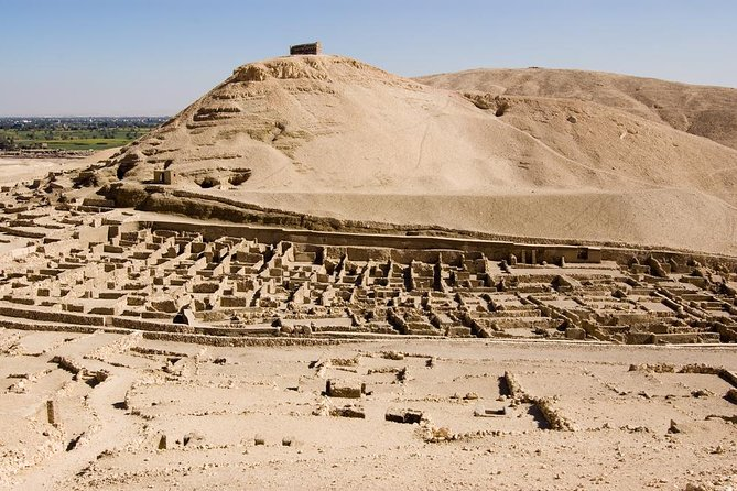 Valley Of The Nobles, Valley Of The Artisans and Deir El-Medina