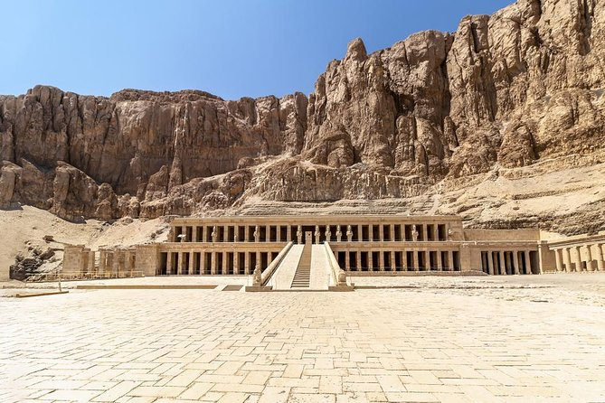 Luxor West Bank, Valley Of The Kings and Hatshepsut Temple