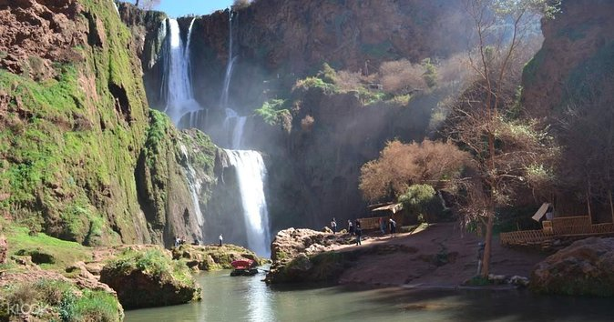 Shared Group Tour to Ouzoud Water falls
