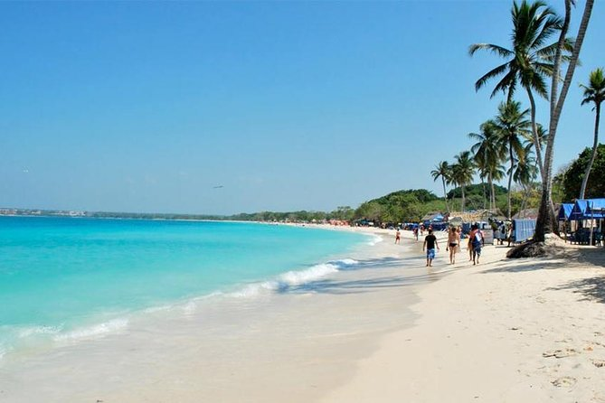 Full-Day Tour of Playa Blanca & Islas del Rosario with Lunch