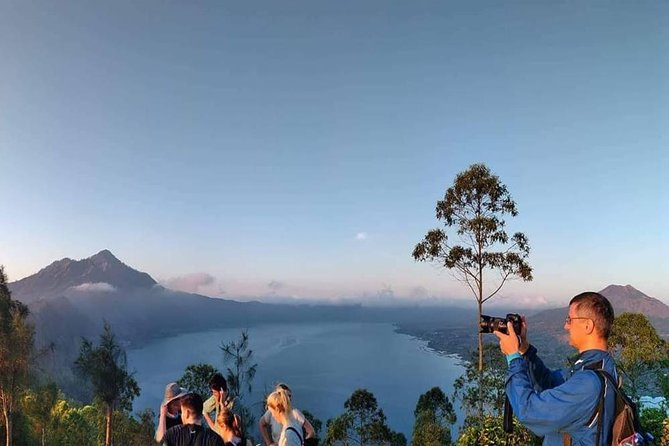 Bali Sunrise and Village Trekking Tour