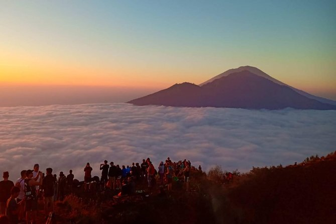Mount Batur Sunrise Trekking Short Trip
