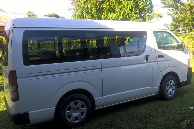 Port Vila Private Hotel to Airport Transfer