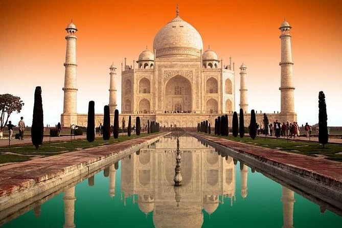 Private Full Day Guided Tour of Agra from Delhi