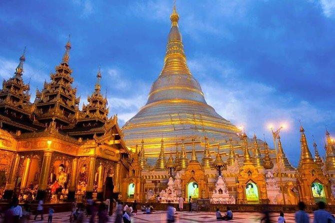 Yangon Full Day City Group Tour