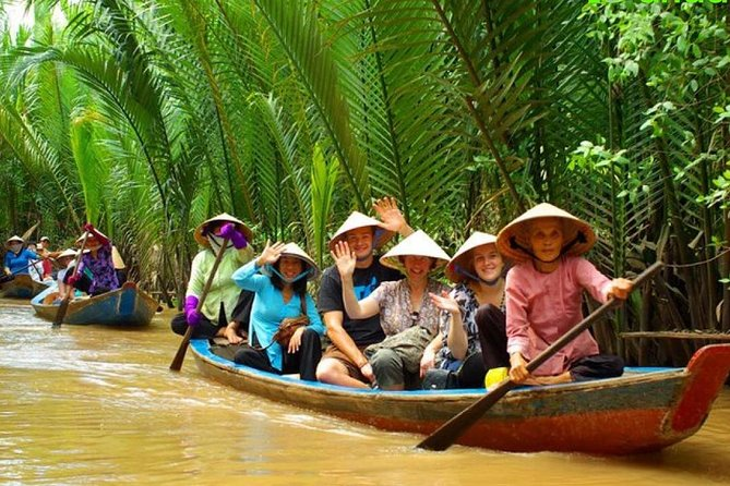 Mekong Adventure Day Tour