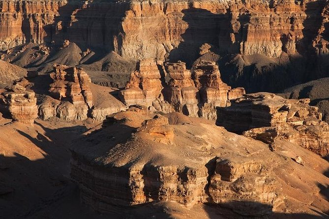 Breathtaking nature of Charyn Canyon