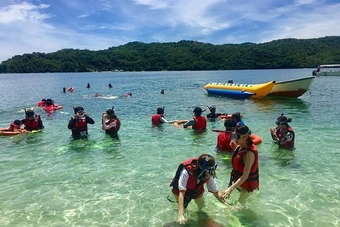 Kota Kinabalu P2 Private Island Escape with BBQ Lunch photo 2