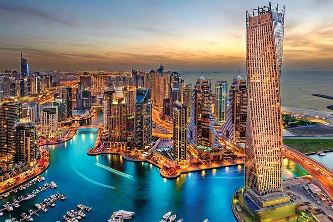 Half Day Guided Dubai City Tour Modern and Traditional