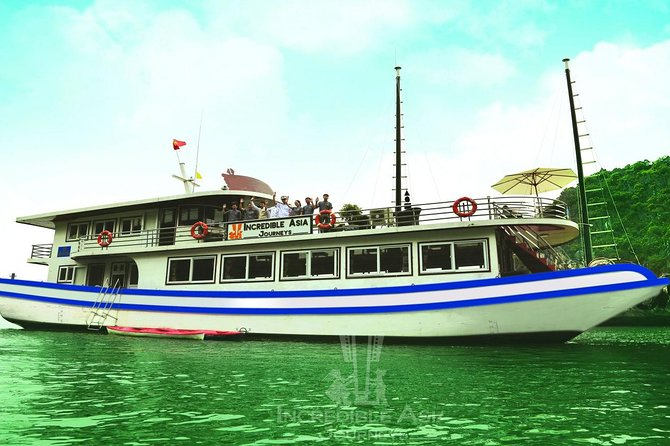 Halong Bay Cruise - Day Tours