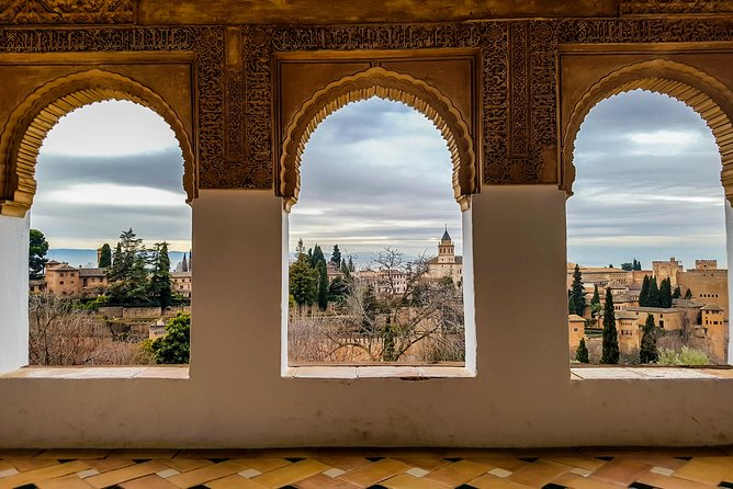 Alhambra + Albaicin&Sacromonte