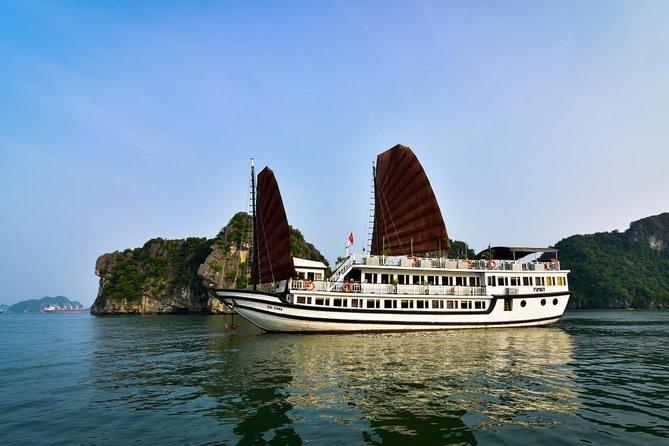 Halong Bay 2 Days 1 Night with V Spirit Classic Cruises