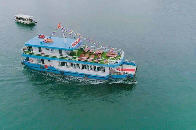 Halong Bay Cruise Discovery Luxury Day Tours