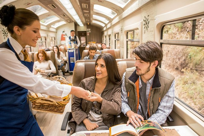 Machu Picchu Full DayTour with Expedition Class Train Ride