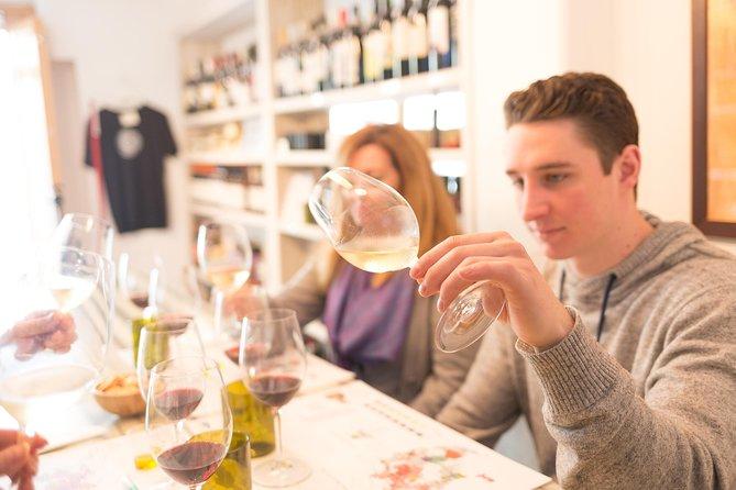 Eftermiddag toskanska vinprovning i Florens