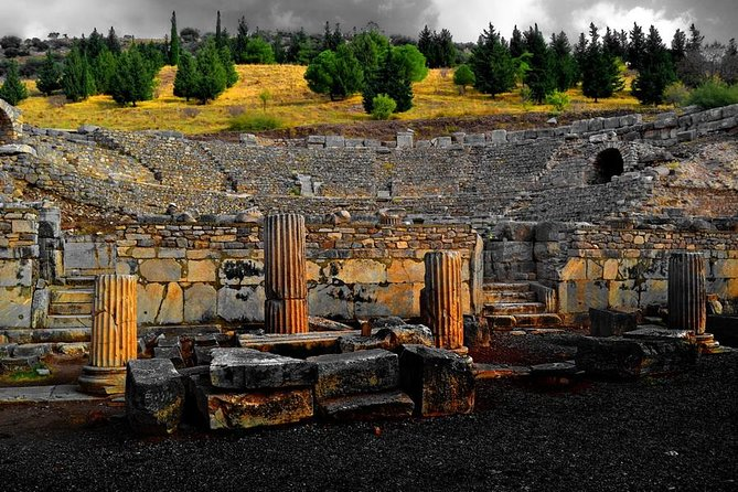 Sirince Village and Ephesus Ancient City Tours