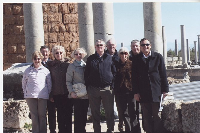 Private Perge and Aspendos tour with Archaeologist Aykut