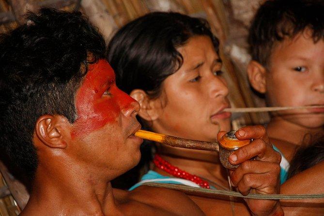 Um dia na reserva dos Indios Potiguara, Baia da Traiçao-Paraíba BR