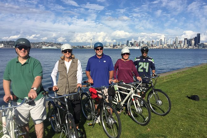 West Seatte Electric Bike Tour