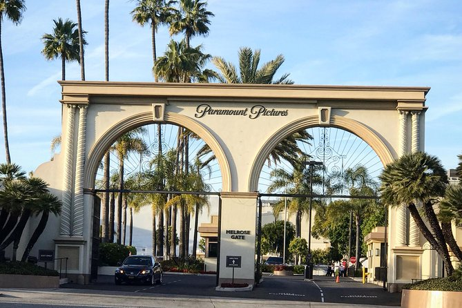 3-Hour Private Hollywood City Tour with an Emphasis on Studio History