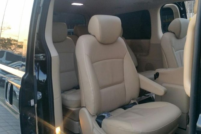 Airport Private Transfer : Incheon Airport to Seoul Hotel