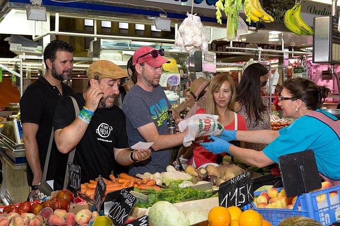 Workshop Vegetable Paella and Visit Ruzafa Market