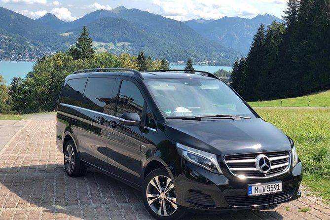 Tour Privado Neuschwanstein em Mercedes Minivan V-Class (até 6 pessoas)