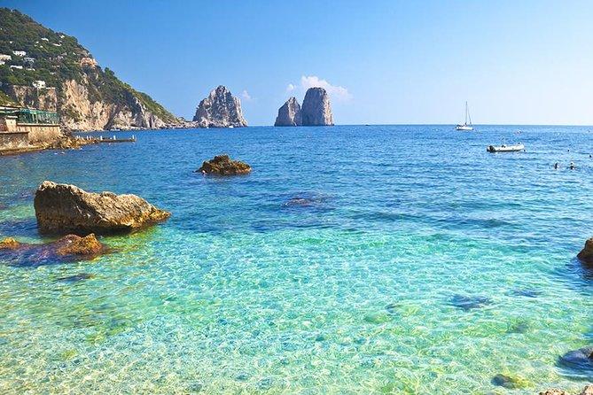 Experiência de barco de luxo Capri