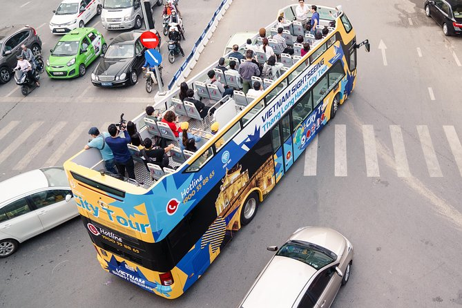 Vietnam Sightseeing Ha Noi City Tour HOP-ON HOP-OFF 48-hour valid Ticket photo 1