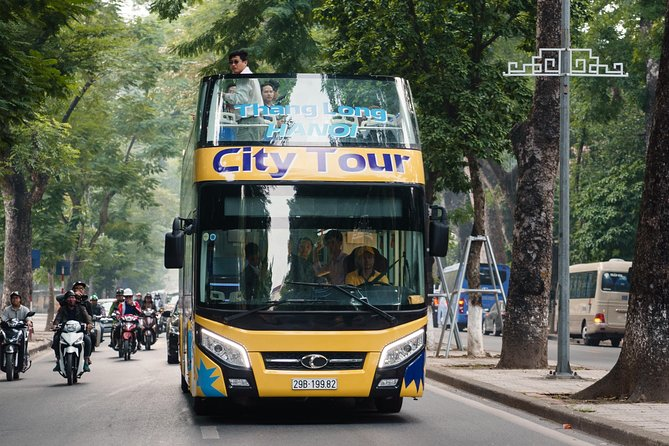 Vietnam Sightseeing Ha Noi City Tour HOP-ON HOP-OFF 48-hour valid Ticket photo 2