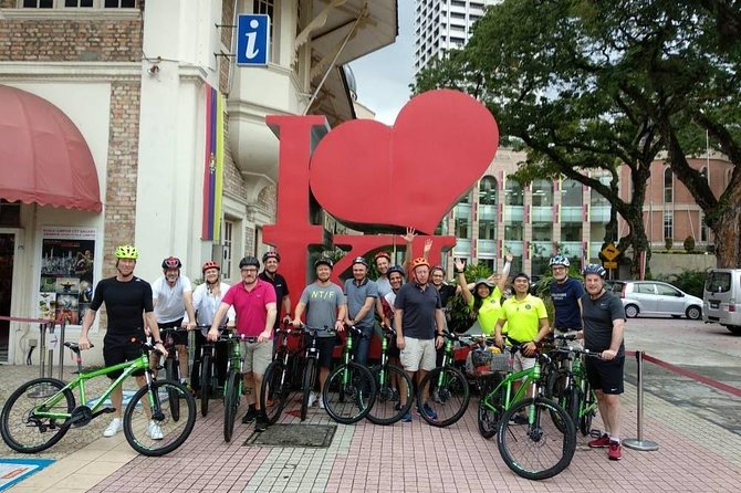 Bicycle Tour, City & Countryside